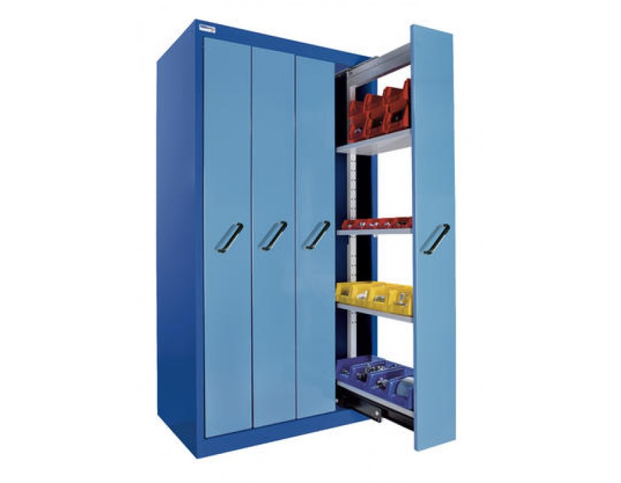 Thurmetall Vertical Pull-Out Cabinets