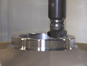 Railway Wheel Machining
